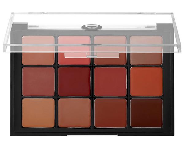 Viseart - Lippenstift 12er Palette 02 Neutral