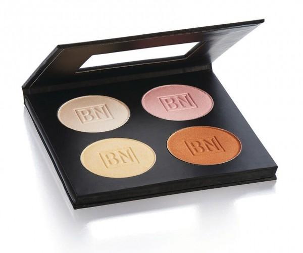 Ben Nye - SHCP4 Shimmer 4er Palette