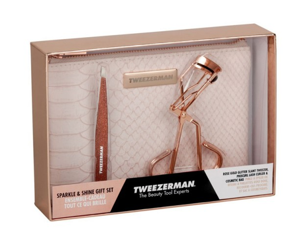 Tweezerman - Sparkle & Shine Gift Set