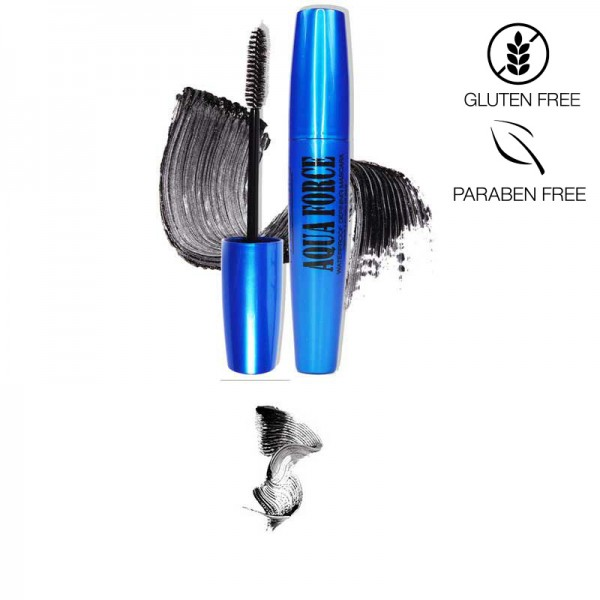 Palladio Mascara Aqua Force Defining Black 12ml