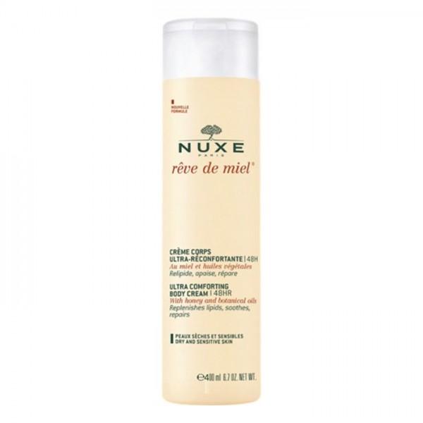 Nuxe - Rêve de Miel - Ultra-Komfort-Körpercreme, 400 ml