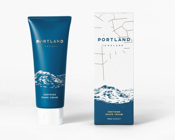 Portland - Soothing Shave Cream, 100ml