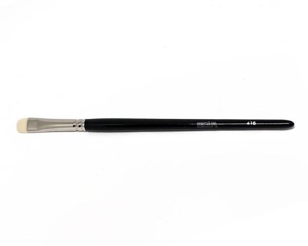 416 Lidschatten rund-oval-breit- synth. Ziegenhaar