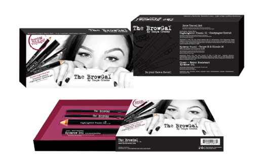 The BrowGal - Travel Set (V)