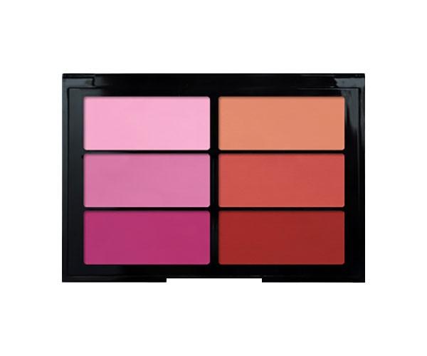 Viseart - Blush 6er Palette