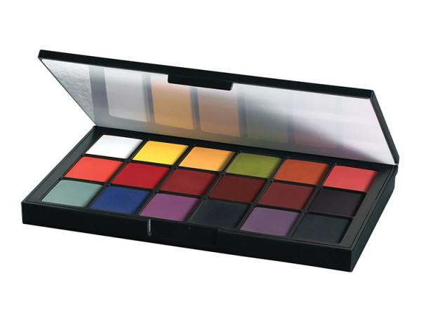 BNye HDFXP1 Pro F/X Palette 18 Farben 1,5oz./ 42g