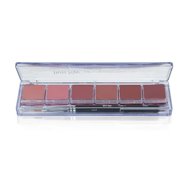 Ben Nye - LSP1 Natural Lip 6er Palette