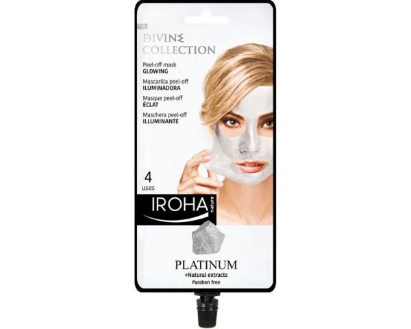 Iroha Platinum Peel-off Mask Glowing