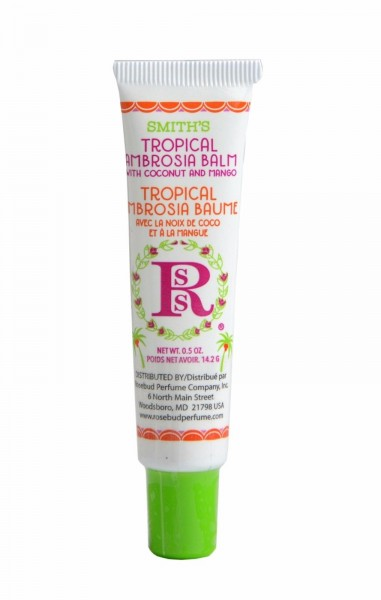 Rosebud Smith´s - Tropical Ambrosia Lipbalm - Tube, 14,2g
