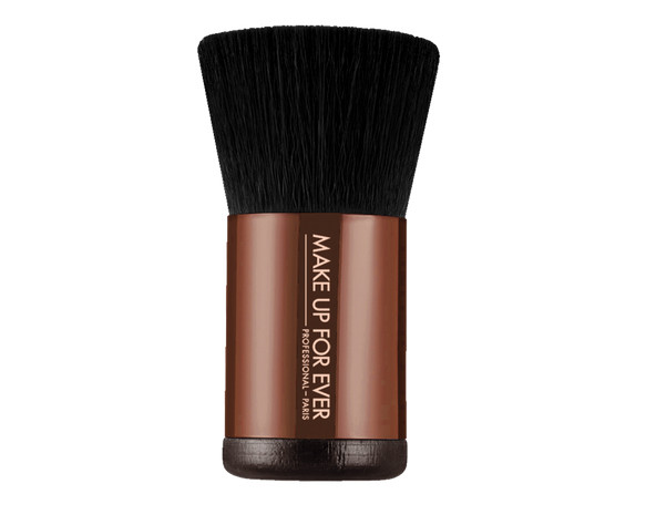 MAKE UP FOR EVER - Pinsel - 136 Pro Bronze Kabuki