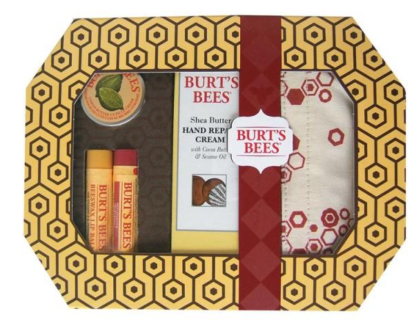 Burt's Bees - Travel Basics Set 5er