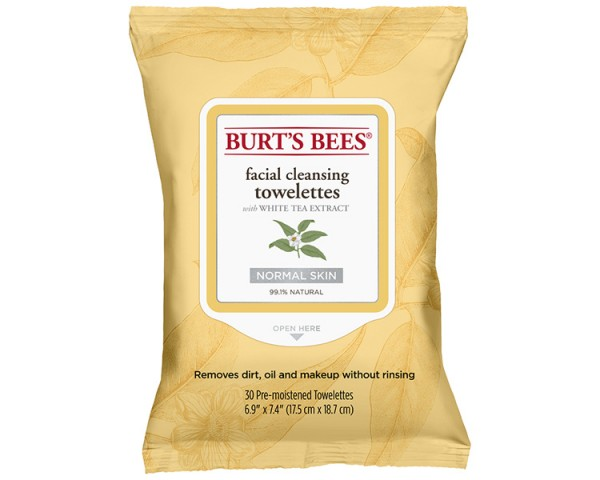 Burt's Bees - Facial Cleansing Towelettes 30St.