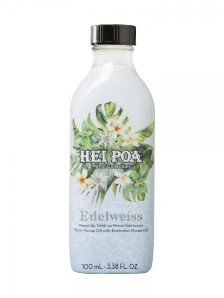 Hei Poa - Monoi Edelweiss, 100ml